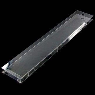 Caja transparente napolitanas