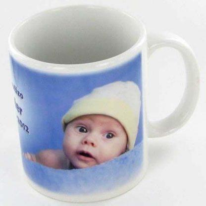 Taza para bautizo
