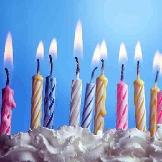 Cumpleaños Y Conmemoraciones