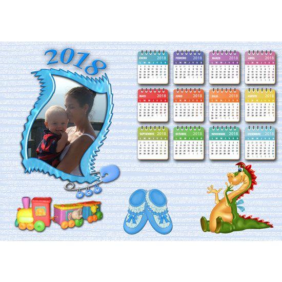 calendario gratis personalizado con tu foto