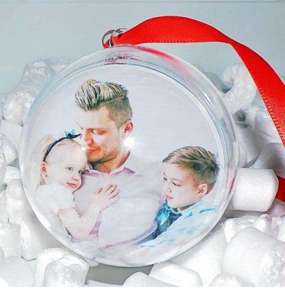 Decoración personalizada para Navidad