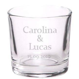 Vaso licor grabado mis regalos con fotos for Vasos chupito personalizados