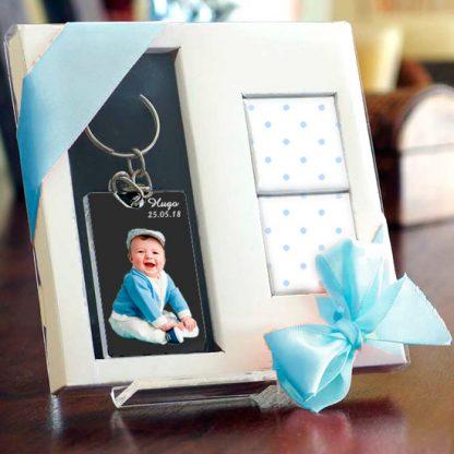 llaveros personalizados con foto grabada